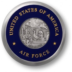 US Air Force Theme Coaster