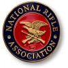 NRA Hiking Stick Medallion