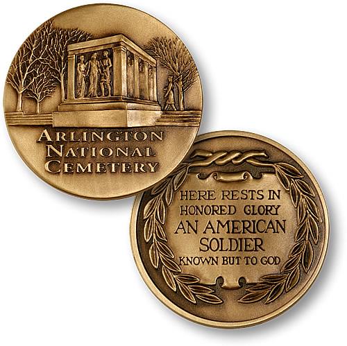 Arlington National Cemetery Coin