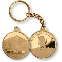 Mt. Adams Summiteer Key Chain