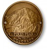 Pikes Peak Hiking Stick Medallion