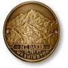 Mt. Baker Hiking Stick Medallion