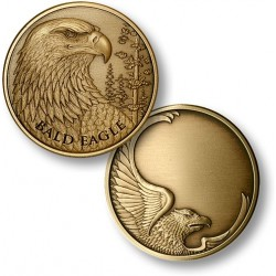 Bald Eagle Coin
