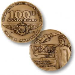 100th Anniversary Naval Aviation - 3 inch