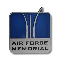 Air Force Memorial Lapel Pin