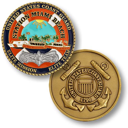 Uscg Base Miami Beach