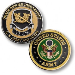US Army JAG Corps