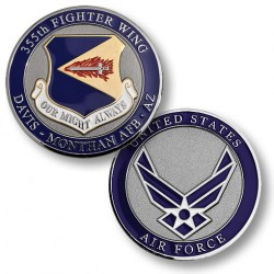 355th Fighter Wing, Davis-Monthan AFB, AZ