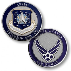 Air Force Space Command, Peterson AFB, CO