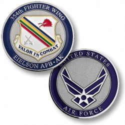 354th Fighter Wing, Eielson Air Force Base, AK
