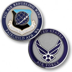 92nd Air Refueling Wing, Fairchild Air Force Base, WA
