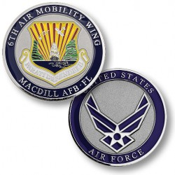 6th Air Mobility Wing, MacDill Air Force Base, FL