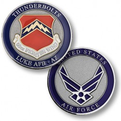 56th Fighter Wing, Luke Air Force Base, AZ