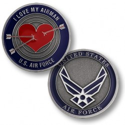I Love My Airman - Air Force