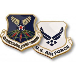 Air Force Global Strike Command Challenge Coin