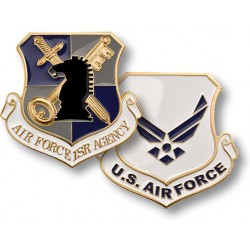 Air Force ISR Agency Challenge Coin