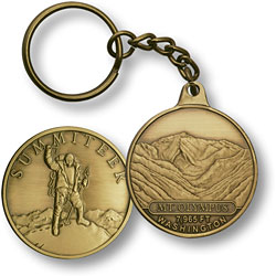 Mt. Olympus Summiteer KC Bronze Antique