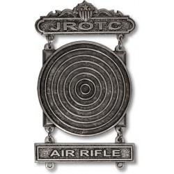 JROTC Air Rifle Marksman Badge
