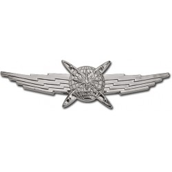 Air Force Cyberspace Basic Full Size Badge