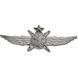 Air Force Cyberspace Senior Full Size Badge