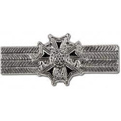 Legion of Merit Silver Commander Ribbon Attachment