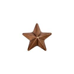 Star, Single Bronze Mini Attachment