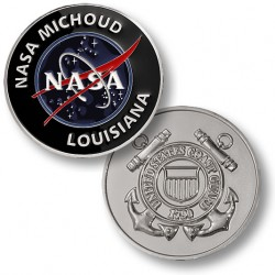 Coast Guard NASA Michoud