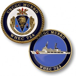Coast Guard Cutter Munro