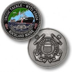 Coast Guard Cutter Tackle