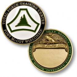 Fort McCoy Total Force Training Center