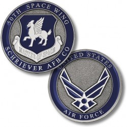 50th Space Wing Schriever AFB CO