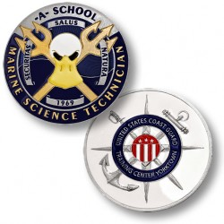 A-School Marine Science Technician