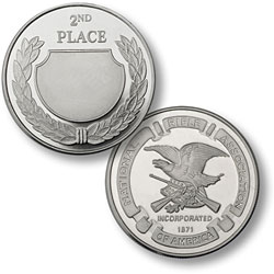 2nd Place - NRA Seal