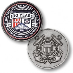 International Ice Patrol 2013 100 Year Anniversary