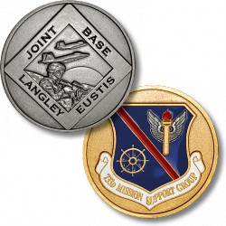 733rd Mission Support Group - Joint Base Langley-Eustis