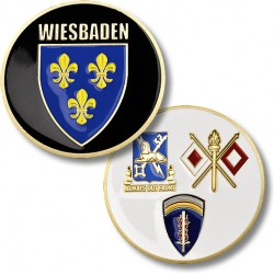 United States Army European Intelligence - Wiesbaden, Germany