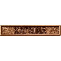 Katrina Bar Ribbon Attachment