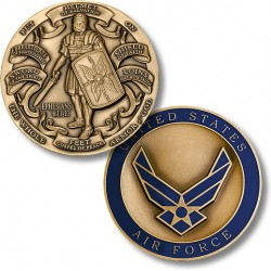 Armor of God High Relief - Air Force