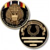 Global War on Terrorism Service Medal Coin - Engravable