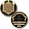 USCG Commendation Medal Coin - Engravable