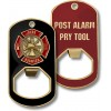 Fire Fighter Bottle Opening Dog Tag
