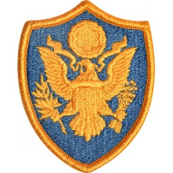 U.S. Army Patch - Department of Defense and Joint Activities - Color (pair)