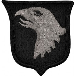 U.S. Army Patch- 101st Airborne Division - ACU (pair)