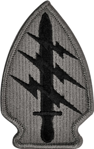 u s  army patch - special forces group