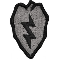 U.S. Army Patch - 25th Infantry Division - ACU (pair)