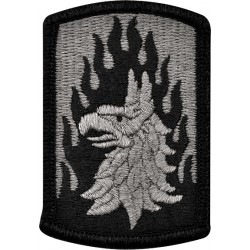 U.S. Army Patch - 12th Aviation Brigade - ACU (pair)