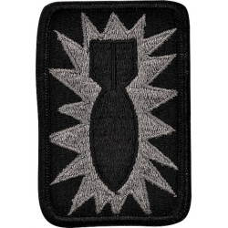 U.S. Army Patch - 52nd Ordnance Group - ACU (pair)