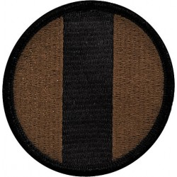 U.S. Army Patch - Training and Doctrine Command - Subdued (pair)