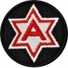 U.S. Army Patch - Sixth Army - Color (pair)