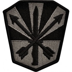 U.S. Army Patch - Arizona Army National Guard - ACU  (pair)